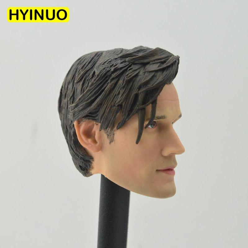 1//6 Scale Doctor Who Headplay Matt Smith Head Sculpt