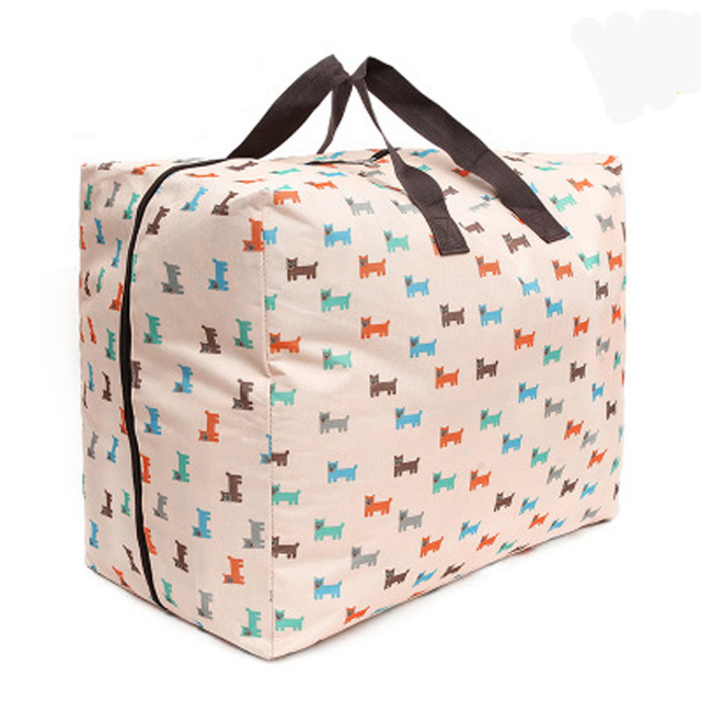 Extra Large Jumbo Laundry Storage Bags Children S Toy Reusable Cute