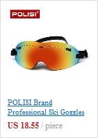POLISI óculos de Esqui da Neve do Inverno Das Mulheres Dos Homens Óculos de  Lente Amarela óculos de Skate Snowboard Snowmobile Esqui Óculos de Proteção  UV ... e245d45c1e