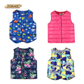 2016 New Children Winter Outerwear & Coats Kids Down Vest Baby Child Waistcoat Kids Windbreaker Jacket Coats Children Warm Vests