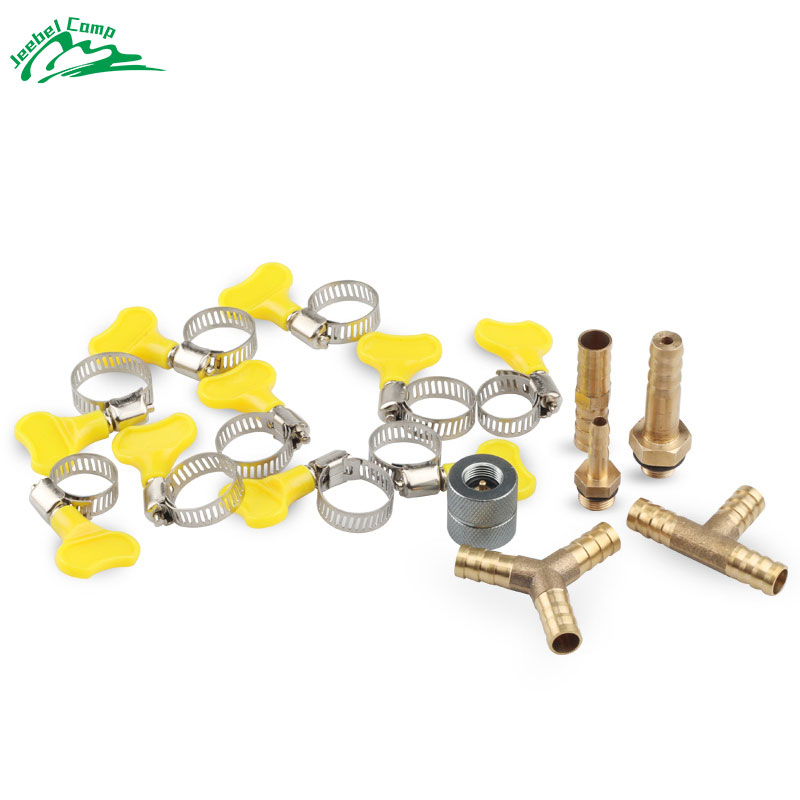 Jeebel Outdoor Camping Stove Burner Switching Valve Accessories Stove Connect  LPG Cylinders Liquefied Cylinder Gas Tank