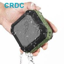 New arrival na Sprzedaż! CRDC 4.0 Bluetooth Głośnik Niskotonowy Z CSR Chip Potężny IP65 Wodoodporny Mini Przenośne Głośniki Bezprzewodowe