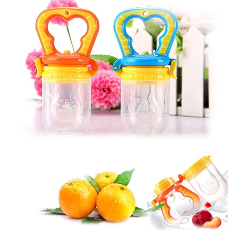 Baby Nipple Kids Safe Feeding Fresh Fruits Vegetable Nipple Bottles Toddler Food Feeder Infant Pacifier Easy To Hold