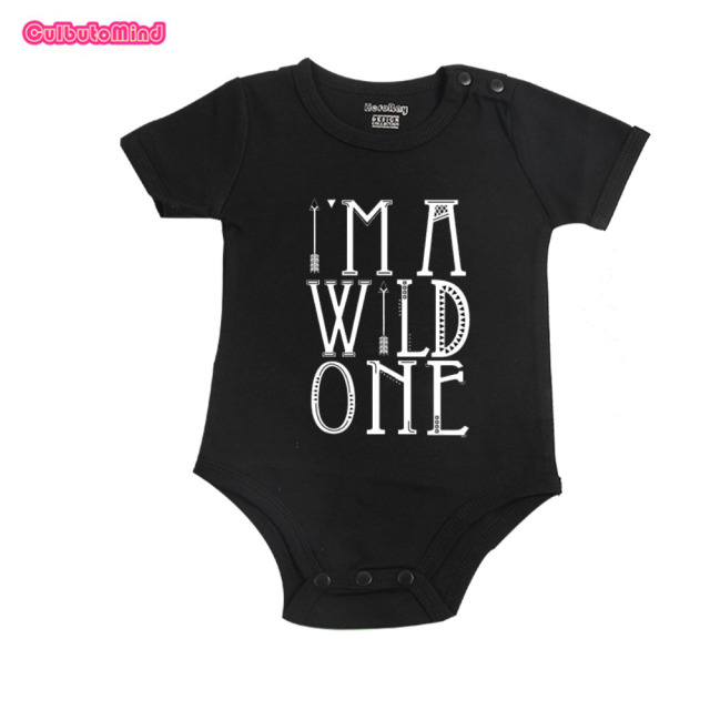 Wild One First Birthday Shirt I Arrow Child 1st Outfit Bday Boy