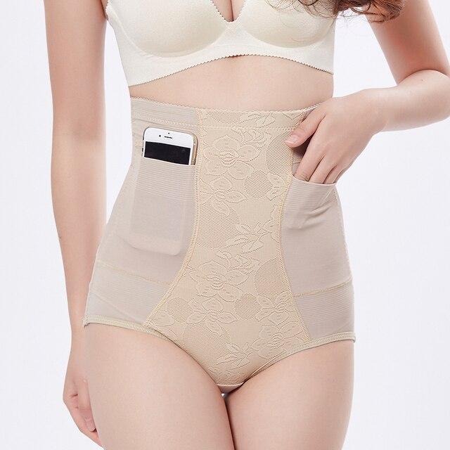 c5bae72565c4d L- XXXXL 4XL Seamless High Waist Cinchers Tummy Control Panties Body Shaper  Slimming Pants Control Underwear Plus size