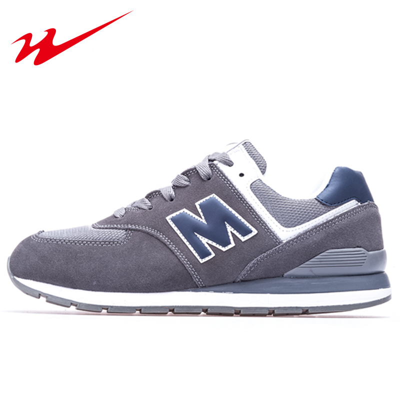 DOUBLESTAR MR Mens Running Shoes Breathable Sport Athletic Sneakers Shoes Comfortable sports outdoor running shoes # WDSM-9016