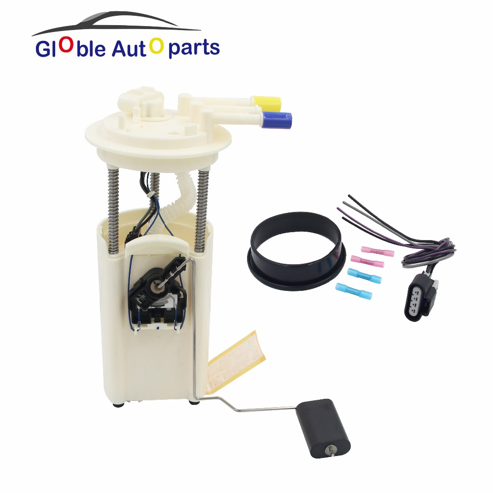 12V New Electric Fuel Pump Assembly For Cadillac Escalade Chevrolet Tahoe GMC Yukon 2000-2003 4.8L 5.3L E3508M FG0324 Fuel Pump