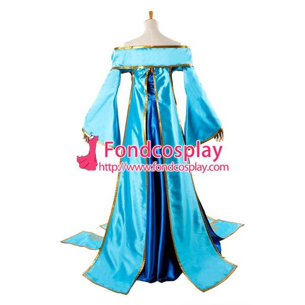 Lol Sona Maven du jeu de robe de cordes Costume Cosplay sur mesure [G933] - 5