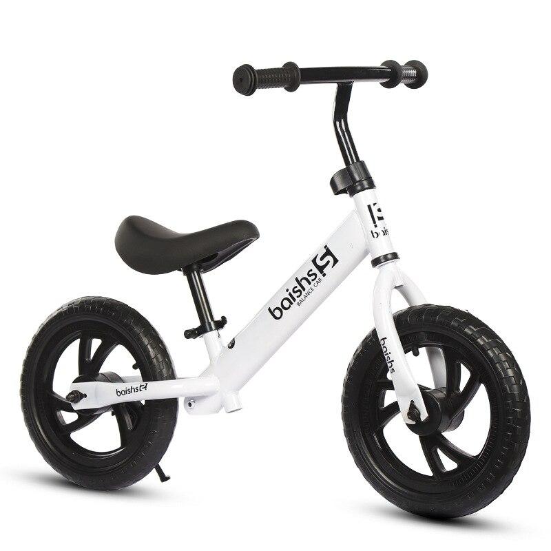 Marcheurs de bébé marcheurs d'équilibre des enfants vélo pas de plaque de pédale vélos coulissants portant plus de 20 KG garçons filles marcheurs d'équilibre