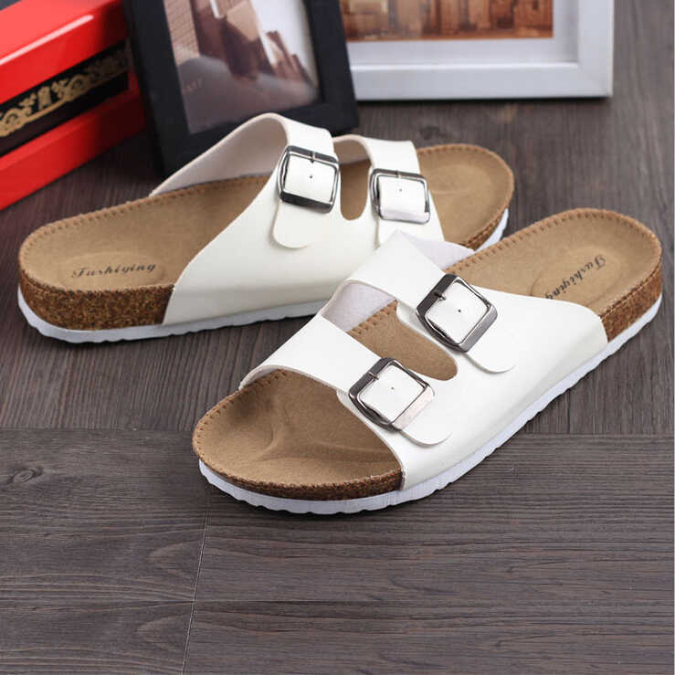 86eb26c451d Plus Size 35-44 Unisex Brand Sandals Women Sandals Women Flip Flops Flats  Summer Shoes