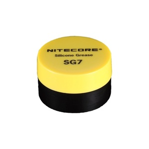 Image 1 - 1 ピース最高の価格ホット販売 NiteCore SG7 シリコーングリース懐中電灯 (5 グラム)