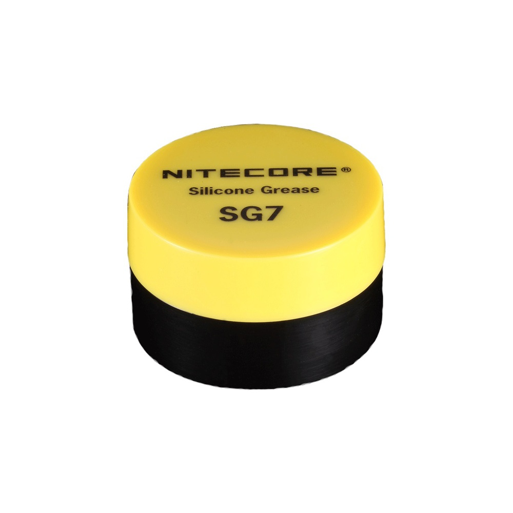 1 Piece Best Price Hot Sale NiteCore SG7 Silicone Grease Flashlight (5g)