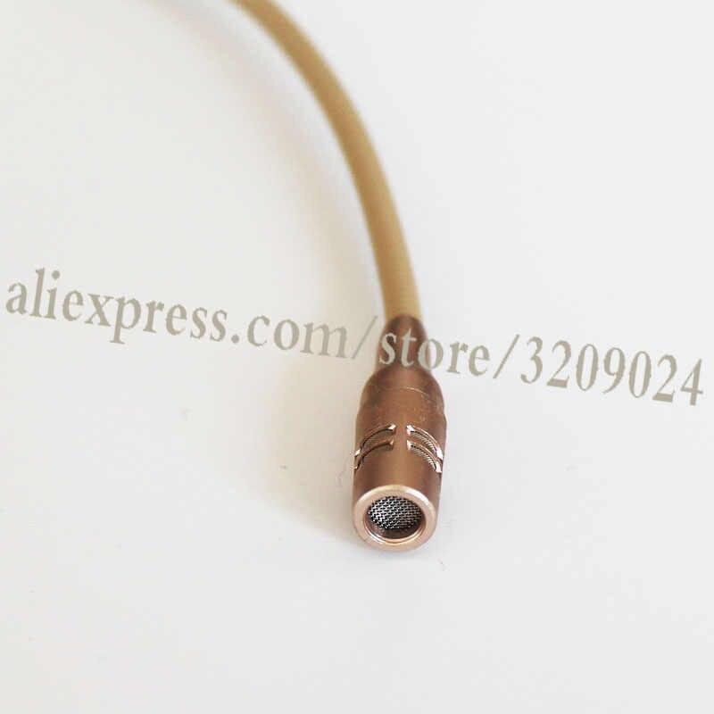 3,5 мм Jack штекер стерео гарнитура микрофон для Sennheiser EW100 EW300 EW500 G1 G2 G3 Беспроводной нательный передатчик
