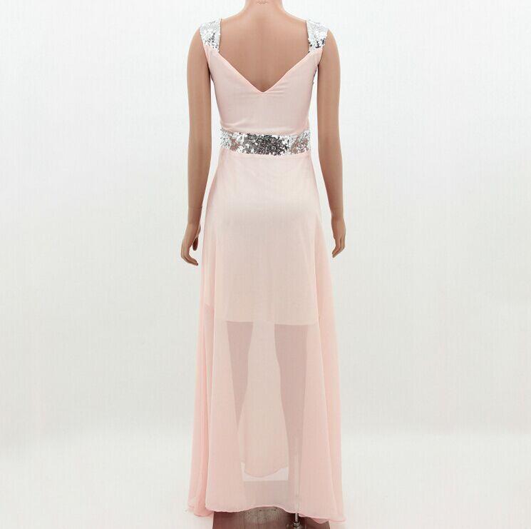 Spaghetti Strap Floor-length Dresses HTB1xA