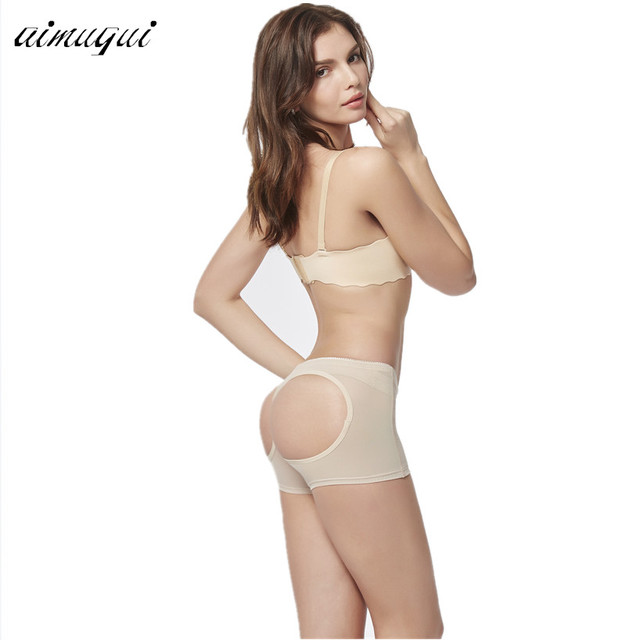 175272d7f Sexy shapewear butt lift panty body shaper butt lifter with tummy control  women booty lifter panties butt enhancer underwear