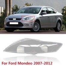 CAPQX 1 шт. для Ford Mondeo 2007-2012 передняя фара крышка абажур головной светильник водонепроницаемый яркий головной светильник