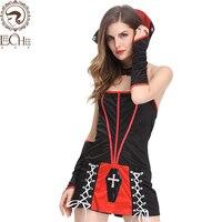 Leechee Women Sexy Lingerie Temptation Cosplay Halloween Vertical Collar Short Skirt Lady Erotic Underwear Porn Costumes Y121
