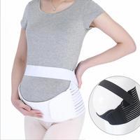 Algodón Transpirable Cinturón de Maternidad Mujer Embarazada Embarazo Apoyo Corsé Vendaje Deportivo Atención Prenatal Posparto Cintura XV2