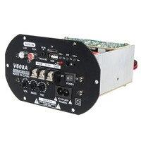 KROAK High Power Bass 80W Car Subwoofer Hi Fi Amplifier Board TF USB 12V 110V 220V