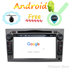 Autoradio Android 8.0 2din pour Vauxhall Opel Astra H G J Vectra Antara Zafira Corsa Vivaro Meriva Veda dvd GPS Autoradio