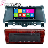 WANUSUAL 8inch Car DVD GPS For Honda Accord 08 With Stereo Video 16Gb Flash Mirror Link