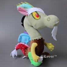 Мультяшные модные милые лошади Эрис дискорд Мягкие плюшевые игрушки мягкие животные 37 см игрушки для детей