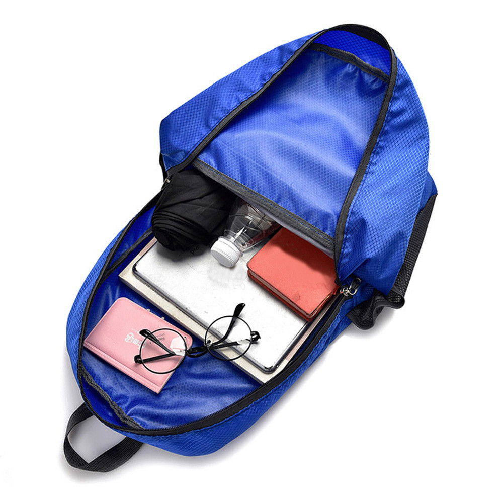 Aelicy Lightweight Foldable Waterproof Nylon Backpack 2018 New Design School Travel Backpacks For Men and Women Mochila Feminina
