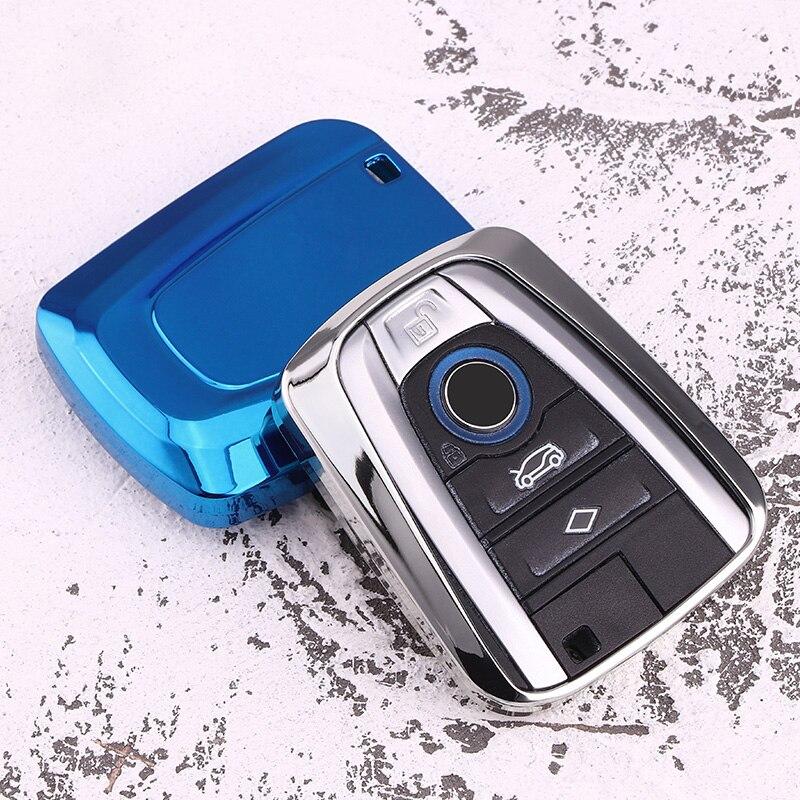 High Quality Soft Tpu Car Key Case Cover For Bmw I3 I8 Series Car