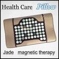 Бесплатная доставка магнитный и терапии подушки с Бежевая перфорированная кожа, здравоохранение подарки для родителей
