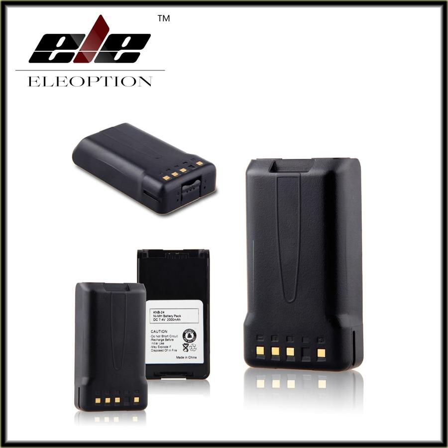 Free Shipping Eleoption 7.4v 2000mAh Ni-MH KNB-57L KNB-24 <font><b>Battery</b></font> for <font><b>KENWOOD</b></font> TK-2140 TK-3140 TK-2160 TK-3160