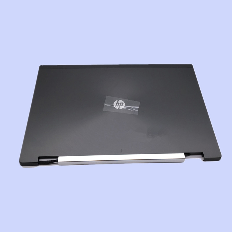 NNew Original Laptop LCD Back Top Cover/Palmrest Upper Case For HP EliteBook 8560w 8570W PN:657408-001/652652-001