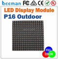 Leeman из светодиодов дисплей модуль p16 rgb