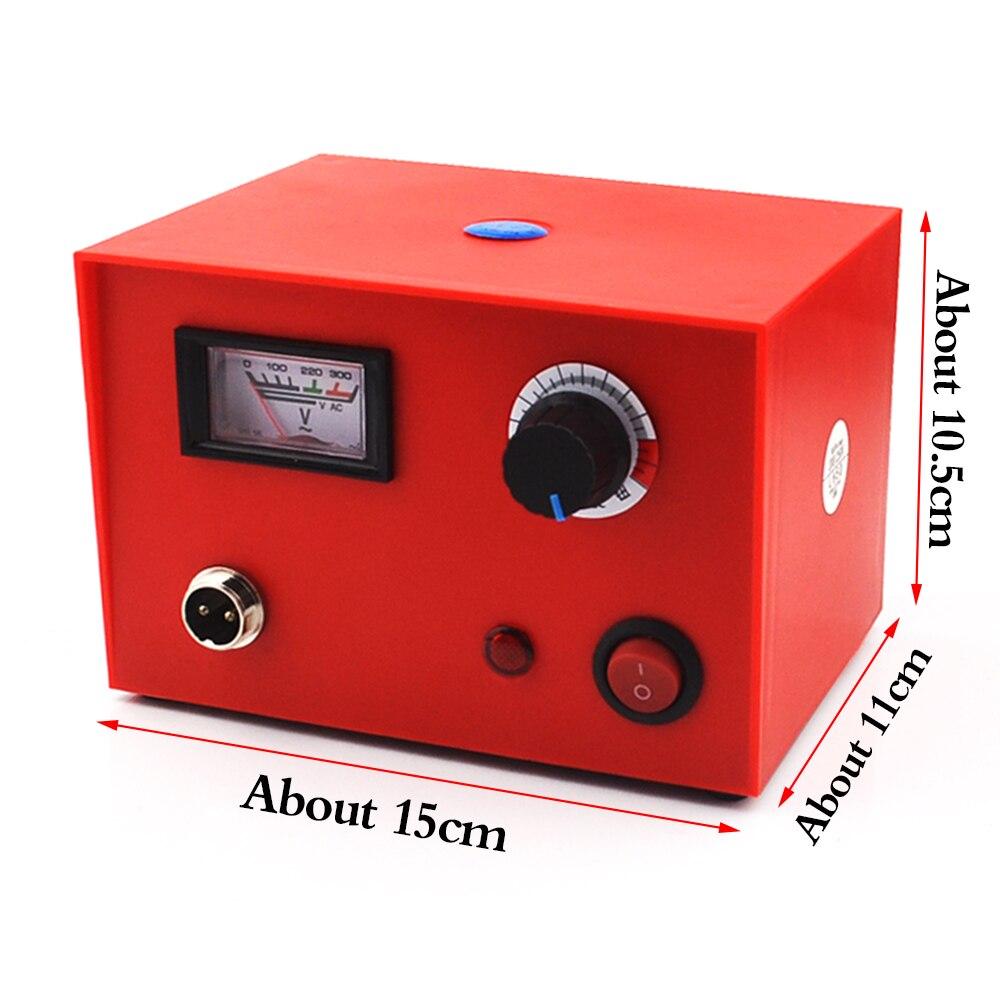 25 w50 w temperatura ajustável queimador de