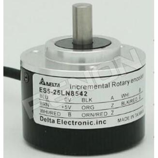 Codeur rotatif incrémental de ES5-25LN8542 fabriqué en chine