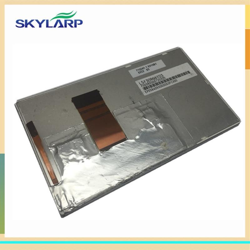 GPS LCD screen display panel GCX143AKM-T07 L5F30966T03 GCX118AKM-E LQ042T5DG01