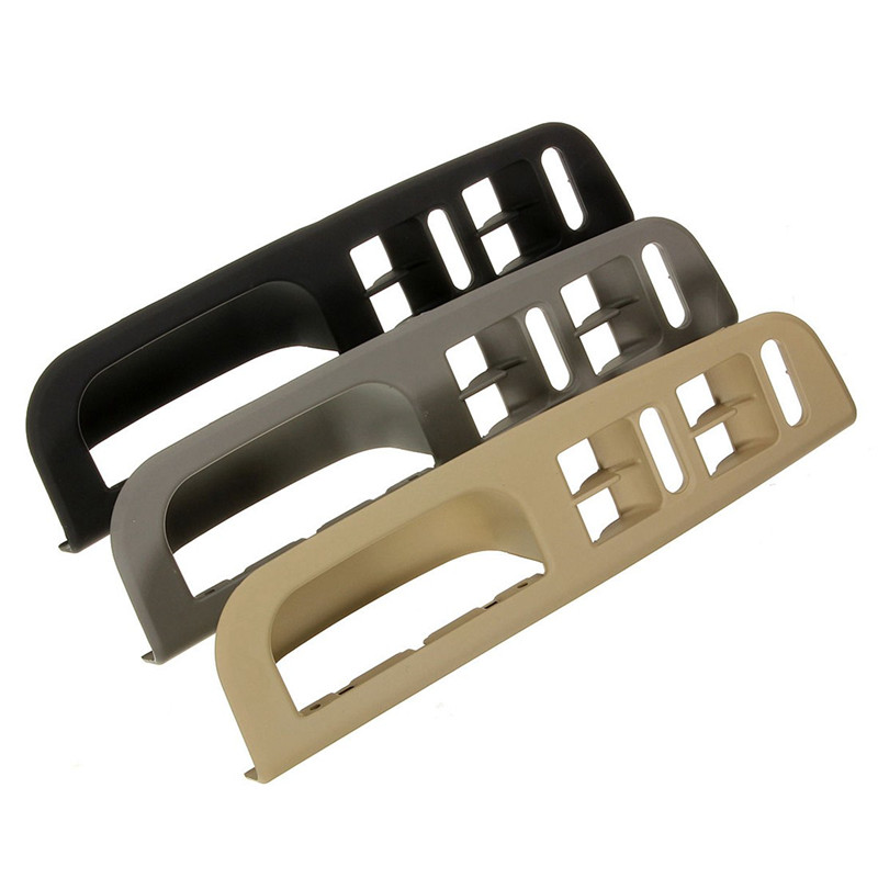 Grey-Black-Beige-Master-Car-Window-Switch-Control-Panel-Trim-Bezel-For-VW-Passat-for-Jetta (3)