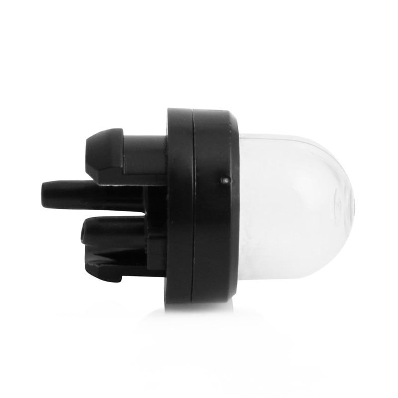 2 Piece Petrol Snap In Primer Fuel Bulb Pump Fit For Stihl Ryobi HUSQVARNA Parts
