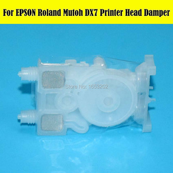Free Cost !! 10 Pieces DX7 Printer Head ECO Solvent Ink Damper For EPSON 7900 9900 7700 9700 11880 7910 9910 Printer