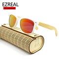 2017 Горячие моды бамбука солнцезащитные очки мужчины женщины на открытом воздухе старинные деревянные очки летом ретро Drive прохладный деревянные очки поляризованные
