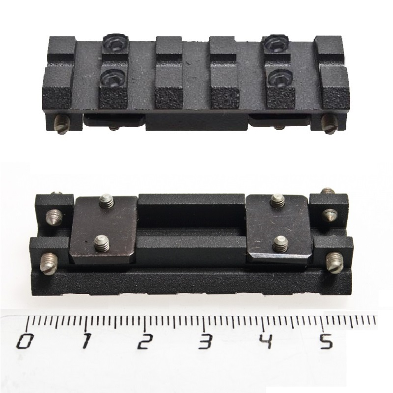 Weaver For A Ventilated Rail Bar For IZH-27 /TOZ-34 Mini/ MP-153 / MP-155 / MP-233 / TOZ-120 / MTs21-12 / TOZ-84