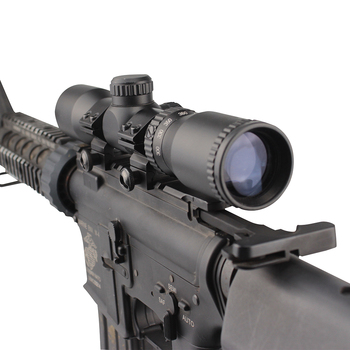 Sniper Riflescope 1.5-5X32 Hunting Scopes Air Rifle Scope Sniper Optical Sight With Rail Mounts