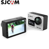 SJCAM SJ8 Pro Plus Air digital Action Camera 4K 60fps Dual Touch Screen WiFi Sports DV Remote Control Helmet action video Camera