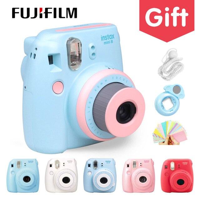Genuine Compact Fuji Fujifilm Instax Mini 8 Camera Instant ...