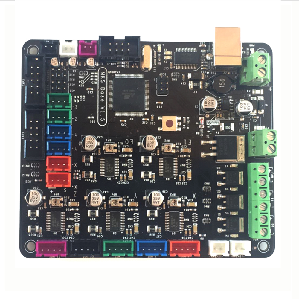 Osoyoo МКС База V1.5 3D-принтеры контроллер remix, MEGA2560 и пандусы 1.4 Совместимость