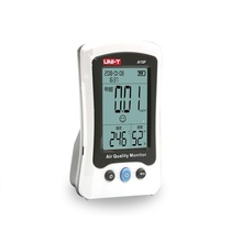 купить Monitor Analyzer Temperature UNI-T A15F HCHO Air Quality Humidity Tester Gas Detector Environmental Meter Digital Thermometer дешево