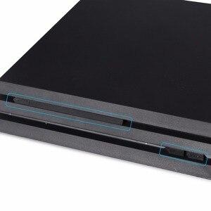 Image 5 - PS4 Pro 방진 커버 케이스 메쉬 스토퍼 팩 키트 PS4 Pro 게임용 콘솔 2 in 1 방진 커버 방진 키트