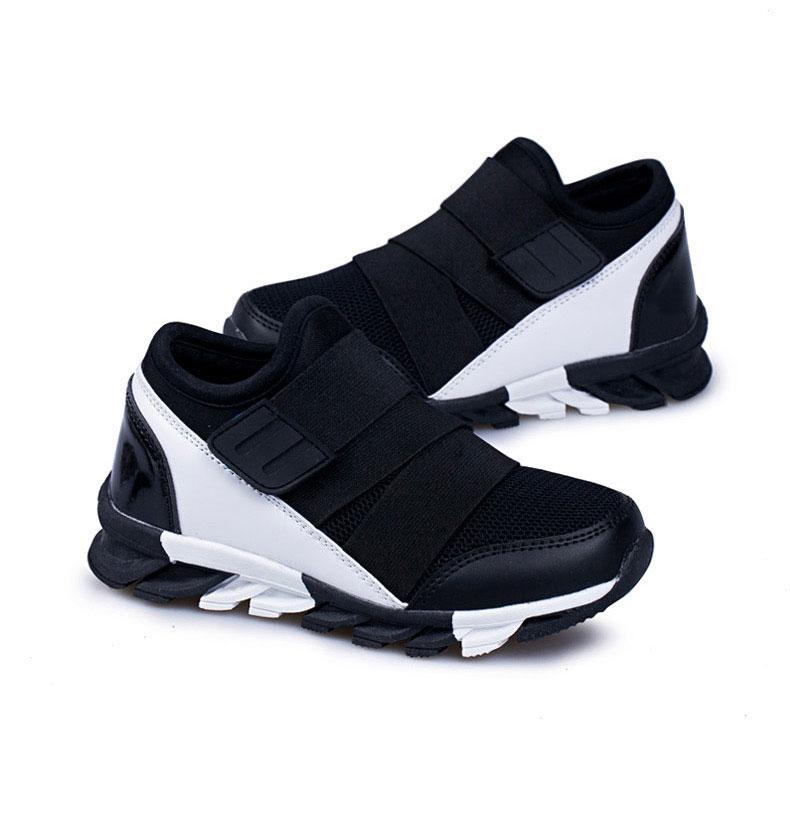 crianças tênis meninas sapatos casuais malha respirável