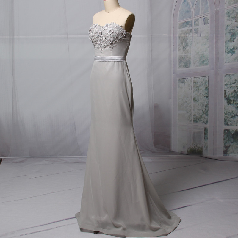 2018 Μακρύ Γοργόνα Νυφικά Φορέματα - Φορεματα για γαμο - Φωτογραφία 3