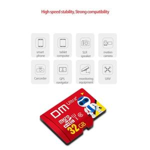 Image 4 - DM geheugenkaarten voor mobiele telefoons Micro sd kaart Class10 TF card 64 gb 80 Mb/s TF card Smartphone Tablet camera
