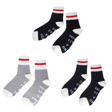 Фотография 1 Pair Funny Couple Socks Letter Print Stylish Wine Sock If You can read this Bring Me a Glass of Wine Men Women Valentine Sock
